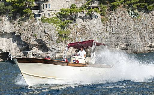 Grassi Junior Boats - Noleggio barca da Positano - senza marinaio né patente