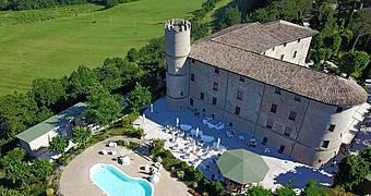 Castello di Baccaresca  Gubbio Hotel