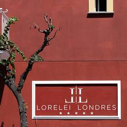 Hotel Lorelei Londres Sorrento