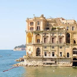 Gianni's Boat Naples Capri