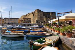 Gianni's Boat Naples