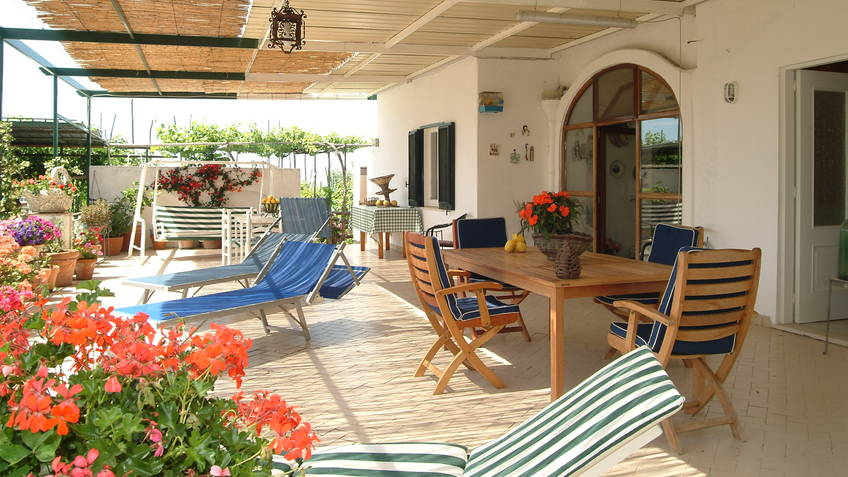 Maruzzella B&B and Homes Anacapri
