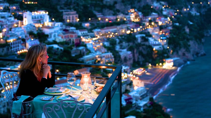 Hotel Le Agavi 5 Star Hotels Positano
