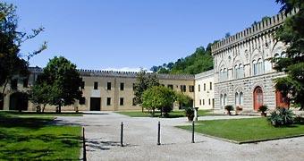 Castello di Lispida Monselice Padova hotels