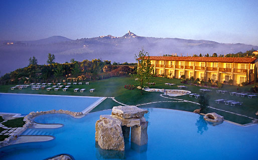 Adler Thermae San Quirico d'Orcia Hotel