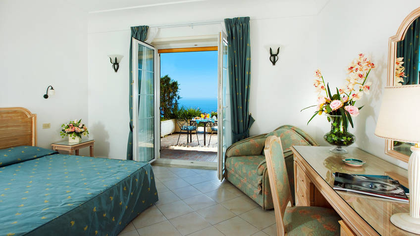 Da Gelsomina Migliera B&B and Homes Anacapri