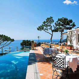 Casa Morgano Capri
