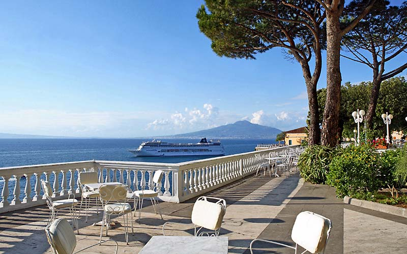 Hotel Bellevue Syrene, Italian honeymoon hotels