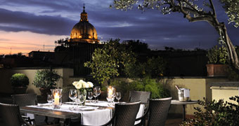 Hotel d'Inghilterra Roma Villa Borghese hotels