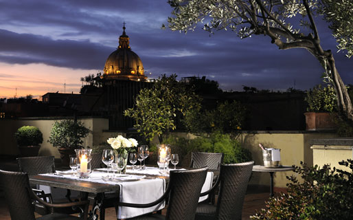 Hotel d'Inghilterra Hotel 5 stelle Roma
