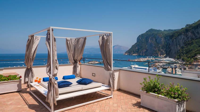 Relais Maresca Luxury Small Hotel Hotel 4 Stelle Capri