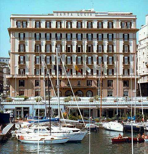 Grand Hotel Santa Lucia Hotel 4 Stelle Napoli