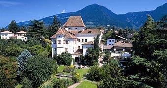 Castel Rundegg Merano Bolzano hotels