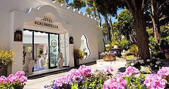La Scalinatella Capri Grotta di Matermania hotels