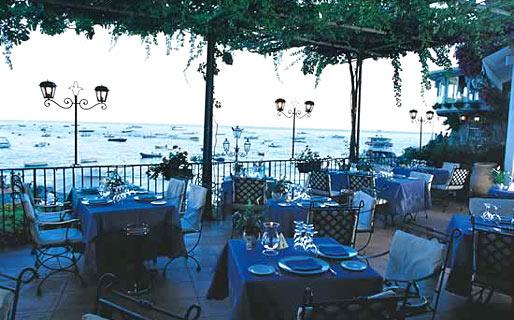 Savino restaurant Restaurants Positano
