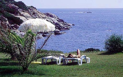Hotel Cala Caterina 5 Star Hotels Villasimius