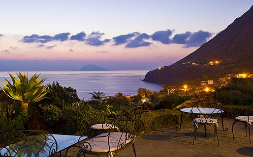 Hotel Signum Hotel 4 Stelle Malfa - Salina - Isole Eolie