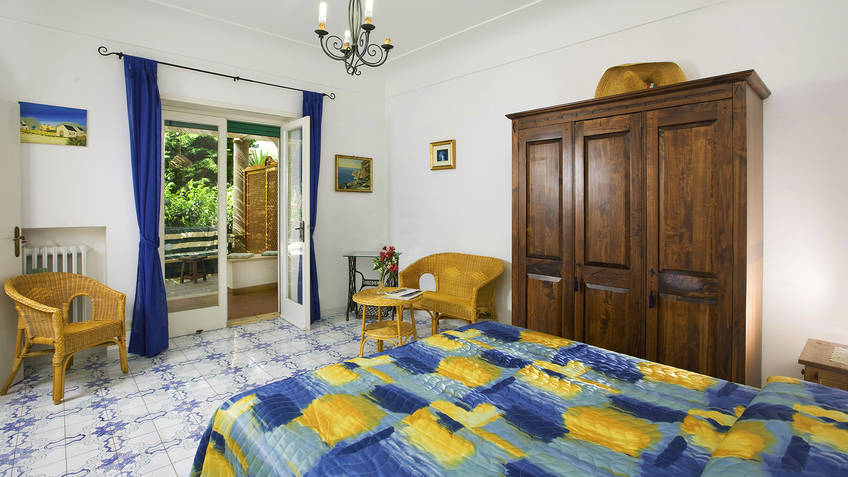 Il Merlo B&B and Homes Anacapri