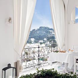 Capri Tiberio Palace Capri