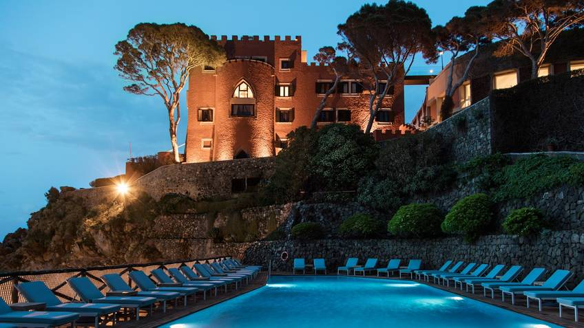 Mezzatorre Hotel and Thermal SPA 5 Star Hotels Ischia