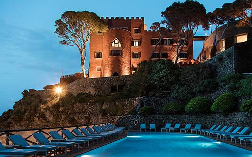 Mezzatorre Hotel and Thermal SPA Hotel 5 stelle Ischia