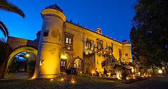 Castello di San Marco Calatabiano Giardini Naxos hotels