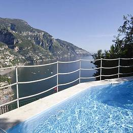 Villa Hibiscus Positano
