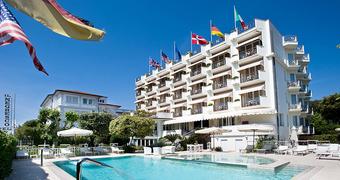 Hotel Il Negresco Forte dei Marmi Livorno hotels
