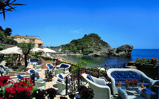 Grand Hotel Mazzarò Sea Palace 5 Star Luxury Hotels Taormina