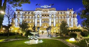 Grand Hotel Rimini Rimini Cesena hotels