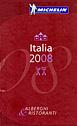 GUIDA MICHELIN<br>Italia 2008 - Al Mulino