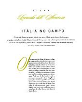 Itália no campo