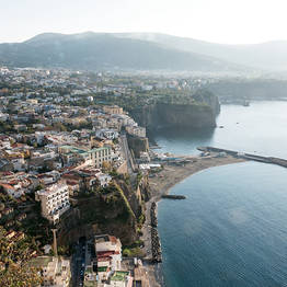 Top Excursion Sorrento - Transfer Porto di Civitavecchia - Sorrento o viceversa