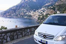 Transfer Porto di Civitavecchia - Costiera Amalfitana