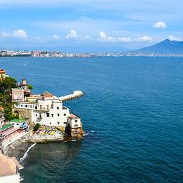 Top Excursion Sorrento - Transfer dalla Stazione di Napoli al Porto di Napoli