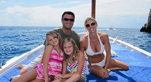 Gianni's Boat - Esplorando Capri in famiglia!