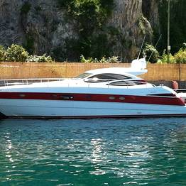 Capri Luxury Boats - Transfer from Naples to Capri by Private Speedboat