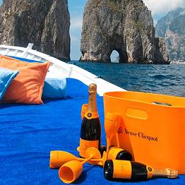 Capri Luxury Boats - Tour in barca + pranzo a Nerano