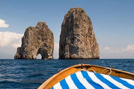 Boat Tour of Capri: Full Day