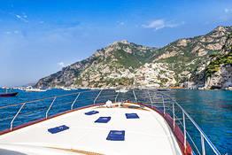 Boat Tour of the Amalfi Coast -  Half Day