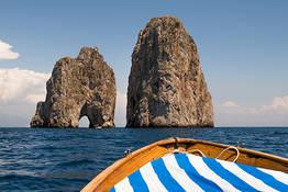 Capri Boat Tour - Half Day