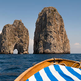 Lucibello  - Capri Boat Tour - Half Day