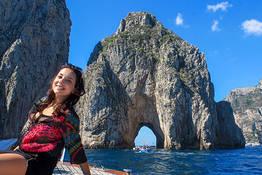 Tour di gruppo da Positano a Capri