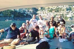 Shared Amalfi Coast Boat Tour