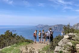 Sentiero degli Dei: escursione privata con guida locale