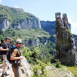 Cartotrekking - The Path of the Gods - private walking tour