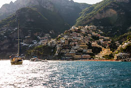 Luxury of the Amalfi Coast by Itama 38