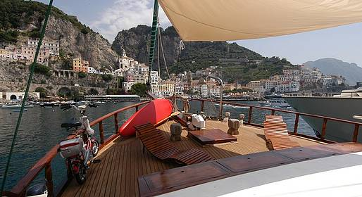 Plaghia Charter - Full Day Tour on a Gulet Boat