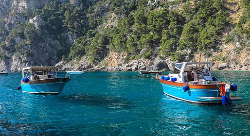 Travel Etc  - Boat Tour from Sorrento to Capri