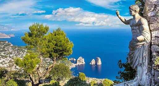 Travel Etc  - Escursione in barca da Sorrento a Capri